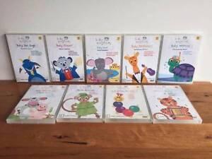 Baby Einstein DVD collection Moorabbin Kingston Area Preview