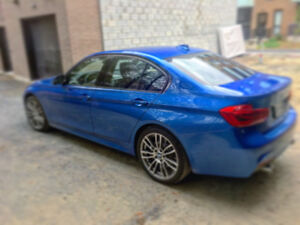 2018 BMW 340i performance I et II incitatif 6000$