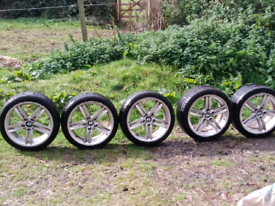 BMW M Sport wheels