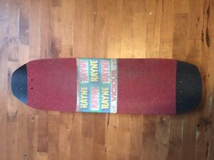 Rayne vandle longboard deck and Paris 180s blue  Kitchener / Waterloo Kitchener Area image 2