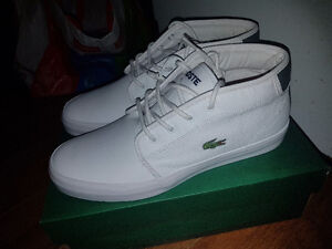BRAND NEW IN BOX LACOSTE LIMITED EDITION HAND MADE MIDTOPS London Ontario image 3