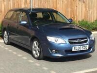 2008 '08' Subaru Legacy 2.0D RE Sport Tourer, 5 Door Estate, Diesel.