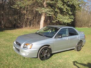 2004 Subaru Impreza Sedan 2.5L