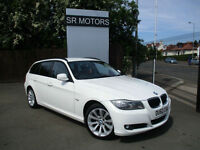 2010 BMW 320 2.0TD ( 184bhp ) Touring SE Business Edition(SAT/NAV,RED LEATHER)