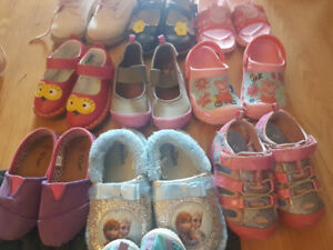 Various of toddler shoes for sale size 9 to 12