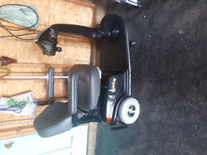 Scooter and lift for sale.