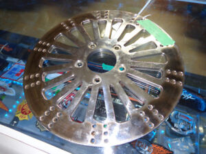 Harley aftermarket rotors- recycledgear.ca