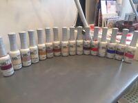 44 gel polishes £120
