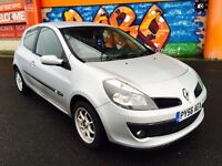2006 56 RENAULT CLIO 1.5 DCI *** NEW SHAPE ***