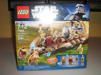 Lego 7929 Star Wars: The Battle of Naboo (Neuf)