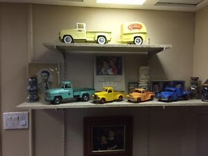 OLD METAL TOY COLLECTION
