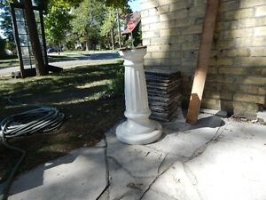 PEDESTAL SINK AND BASES CASTIRON Kitchener / Waterloo Kitchener Area image 5