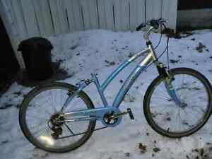 Bike for sale great shape needs a seat 60$