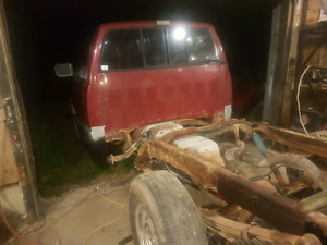 Looking for 88 95 Chevy frame 4x4