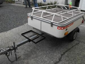 Perfect Tent Trailer for One or More !