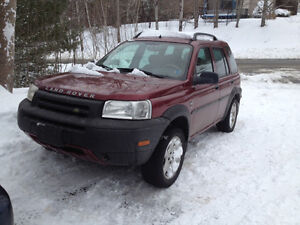 2004 Land Rover Freelander SE SUV, AWD