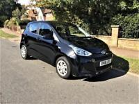 2018 Hyundai i10 1.2 ( 87ps ) Auto SE ONLY 8K 5 DOOR