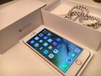 iPhone 6+ plus - mint - unlocked- boxed