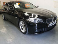 2011 BMW 520d M-SPORT - BLUETOOTH - I DRIVE - TINTED WINDOWS