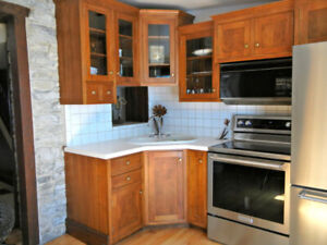 For Rent - Downtown Heritage Limestone Row House