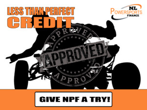Bank declines is our specialty ...give NPF a try!