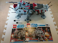 LEGO Star Wars AT-TE Walker 7675 (completed) City of Toronto Toronto (GTA) Preview