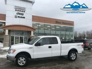 2013 Ford F-150 145 XLT  ACCIDENT FREE, 4WD, BLUETOOTH