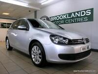Volkswagen Golf TDi 1.6 TDI MATCH 105PS DSG Auto [STUNNING AUTO WITH DAB RADIO]