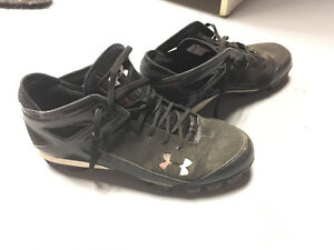Under Armour baseball shoes/cleats