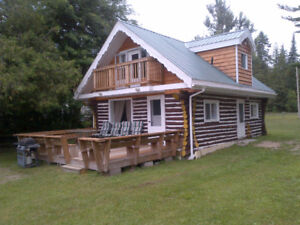 Waterfront cottage for weekly vacation rental!