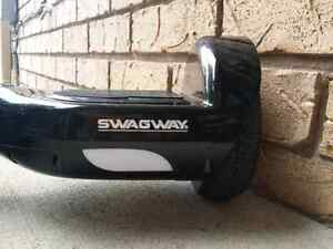 LIKE NEW CONDITION Black Swagway Hoverboard FANTASTIC DEAL!!!