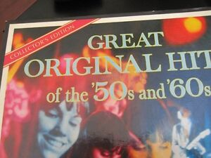 8 Track Collector's Edition Great Original Hits of 50s and 60s Windsor Region Ontario image 2