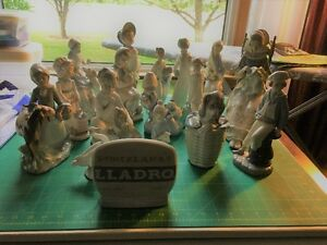 Lladro Porcelain collection