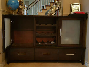 Buffet/Wine Rack