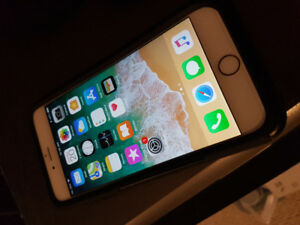 iPhone 6s plus, rose gold, 64gb