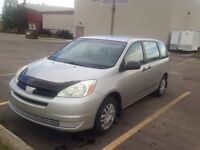 2004 Toyota Sienna for sell $6200.00