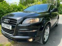 2007 Audi Q7 S Line QUATTRO Automatic