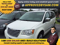 TOWN AND COUNTRY MINIVAN - APPLY @ APPROVEDBYSAM.COM