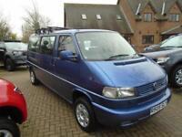 1997 Volkswagen Caravelle 2.8 Auto GL VR6 Lwb 10 SEAT (1 Owner )