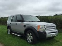 LAND ROVER DISCOVERY 3 TDV6 SE 2005 FOR SALE