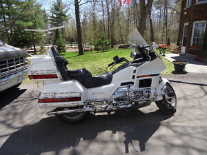 Low mileage Gold Wing