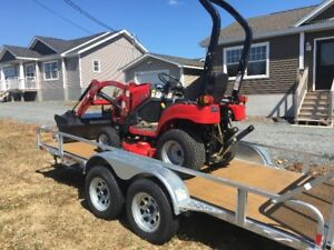 2018 TYM 194 Tractor SAVE $$2500.00  PACKAGE DEAL