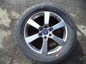 2016 Ford F150 factory 20 inch wheels w/275-55-R20 tires TPMS
