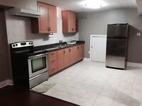 Spacious 1 bedroom basement apartment Brampton