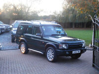2004 04 Reg Land Rover Discovery 2.5Td5 Es 7 Seats