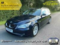 2009 BMW 5 Series 530D SE BUSINESS EDITION TOURING Auto Estate Diesel Automatic