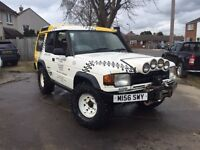 Land Rover discovery off roader swap for crf/yzf/kxf/ 250