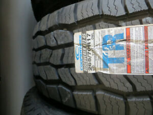 P265/70R17 NEW COOPER AT3 WHITE LETTERED ON SALE $177.00 EACH