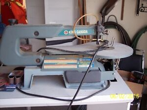 """16"""" Variable Speed Scroll Saw"""