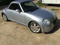 Diatsu Copen 2005 spares or repair but drives